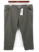 Lee Platinum Label Jeans Plus Size 22W Green Straight Leg Classic Fit Slimming - $27.72
