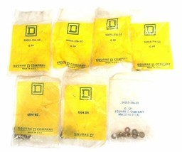 LOT OF 7 NEW SQUARE D 30015-516-51 HARDWARE KITS 0194 BS 3001551651