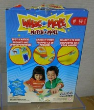 Whac-A-Mole Match-A-Mole Kids Card Game with Mole Smackers - $9.90