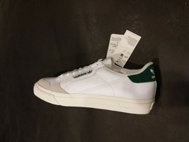 ADIDAS MEN'S CONTINENTAL VULC EF3534 TRIBES WHITE CASUAL SHOE SIZE: 9 - $65.00