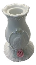 1994 PRECIOUS MOMENTS VASE CERAMIC ORNAMENT - $23.51
