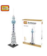 1 box LOZ Tokyo Skytree Building Blocks - $23.95