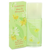 Green Tea Honeysuckle By Elizabeth Arden Eau De Toilette Spray 1.7 Oz For Women - $24.58