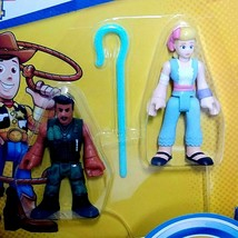 Fisher-Price Imaginext Toy Story 4 Combat Carl and Bo Peep Disney Pixar ... - $8.90