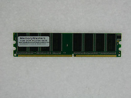 1gb Memory per hp Pavilion A620.fi A620.it A620n A629.dk A630.be A640.be... - $13.86