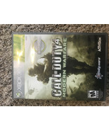 XBOX 360 Call of Duty 4 Modern Warfare by Activision M Mature Platinum H... - $5.90