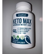 AmpliCell Keto Max Dietary Supplements - $19.80