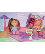 """NEW 26 piece FURNITURE PLAY SET Cabbage Patch Lil Sprouts & dolls to 5"""" ... - $21.95"""
