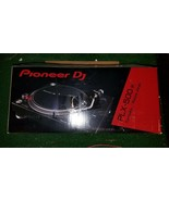 Pioneer PLX-500 Black Direct-Drive Vinyl Turntable PLX500 PLX500K PLEASE READ - $217.80