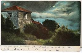 Minnesota Old Block House Fort Snelling Postcard F3 - $3.99