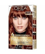 L'oreal Superior Preference Hair Color Fade-Defying 6AB Chic Auburn Brow... - $19.99