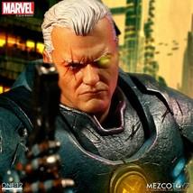 Mezco Jouets Marvel Comics Câble X-Men Villain un : 12 Collective Figuri... - $105.16