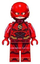 LEGO Super Heroes DC - The Flash Minifigure (2017) - $9.40