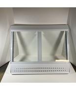 GE Hotpoint Refrigerator Crisper Cover Bottom Shelf 245D1404P001 Replace... - $89.05