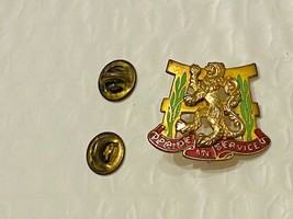 US Military 66th Maintenance Battalion Insignia Pin - Pride my Service - $10.00