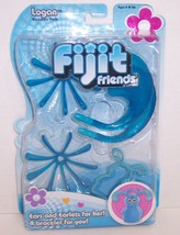 "NEW! Fijit Friends ""Logan"" Accessory Pack: Blue {2936} - $2.96"