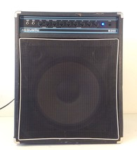 Acoustic B200 MkII Bass Combo Amplifier - $54.34