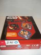Star Wars Battle Matching Game New in Box, Great Gift - $5.94