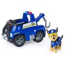 Paw Patrol 20084878-6037956 Chase's Tow Truck - Figure and Vehicle  - $43.38