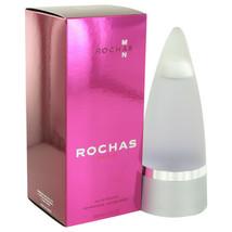 Rochas Man by Rochas 3.4 oz / 100 ml EDT Spray for Men - $48.51