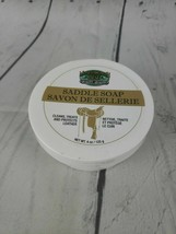 Saddle Soap Leather Cleaner & Conditioner 4 oz (125 g) - $10.99