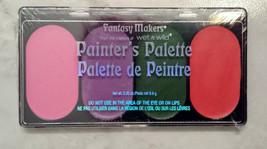 Wet N' Wild Fantasy Makers Pink Purple Green Red Pixie Princess Painters Palette - $2.99