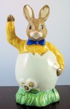 "Royal Doulton Bunnykins Figurine - ""Easter Greetings"" - DB149 - $28.49"