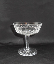 """Waterford Crystal Lismore Tall Sherbet / Champagne Glass 4 1/8"""" Vintage - $17.10"""