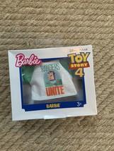 BARBIE TOY STORY 4 FASHION CLOTHES SHIRT - $5.94