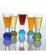 LOULONG® Top Grade Champagne Glass Crystal Highball Glass Margarita Wine... - $7.36