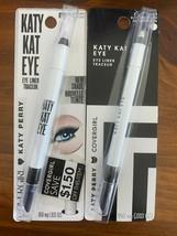 2 COVERGIRL Katy Kat White Eye Liner KP01 Kitty Whispurr - $9.89