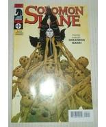 Solomon Kane # 5 Allie Guevara Stewart 2009 Dark Horse - $1.25