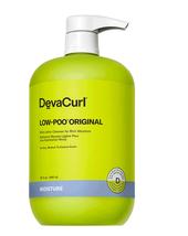 Deva Curl No-Poo Original Cleanser, liter