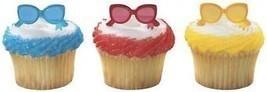 24 Pc - Summer Fun Sunglasses Cupcake Picks - £13.68 GBP