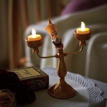 Lumiere PVC Interior Design LED Light Beauty and the Beast figure Orname... - $113.85