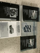 1998 toyota rav4 rav 4 service repair workshop manual set with supplement + - $118.74