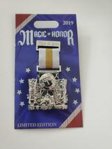 NWT Disney Pin Medal Magic of Honor Its A Small World Pin LE 2000 - $17.81