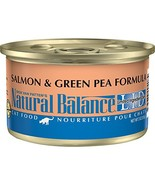 Natural Balance L.I.D. Limited Ingredient Diets Canned Wet Cat Food, Gra... - $27.21