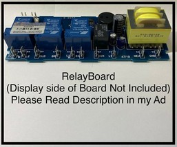 """8507P162-60 R  Maytag  NEW REPLACEMENT RELAY SIDE OF BOARD """"ONLY"""" - $125.00"""