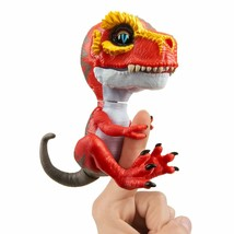 Untamed T-Rex by Fingerlings – Ripsaw (Red) - Interactive Collectible Dinosaur - $17.81