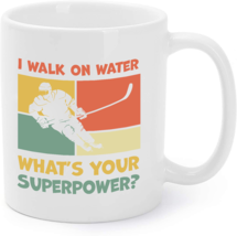 Hockey Coffee Mug Men Women Kids - Hockey Coffee Mugs Funny - $16.95