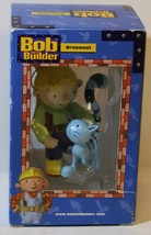 Bob the Builder Wendy Pilchard Cat Christmas Ornament 2003 Kurt S Adler  - $13.32