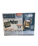 Cobra Surveillance 63842 - $219.00