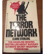 The terror network by Claire Sterling sec938 - $7.90