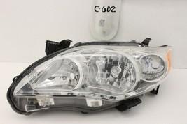 Oem Head Light Headlight Headlamp Lamp Toyota Corolla 11 12 13 Prior Fix - $59.40