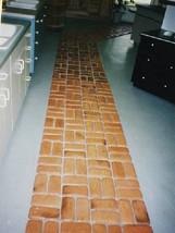 "18 Concrete Brick Tile Cobblestone Molds for Walls Patios Walkways Floors 8.5x4"" image 2"