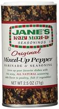 Jane's Original Krazy Mixed-Up Pepper - 2.5 oz. - $9.85