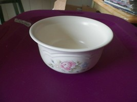 Pfaltzgraff Tea Rose cereal bowl 1 available - $6.29