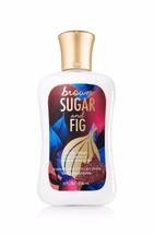 New Bath & Body Works BROWN SUGAR & FIG Body Lotion Fragrance 8oz - $7.35