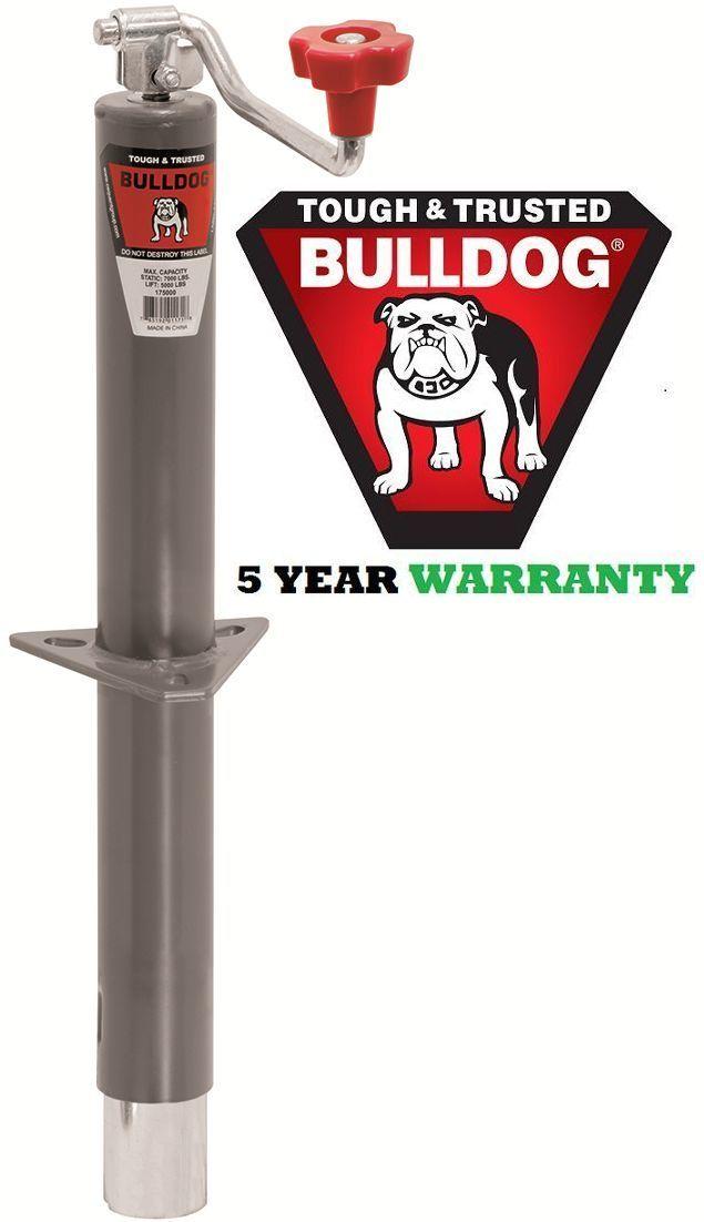 Bulldog A-FRAME Round Trailer Jack 5000 Lbs. and 50 similar items